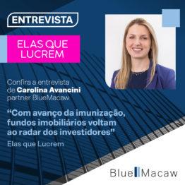 EQL – Entrevista da Carolina Avancini sobre FIIs